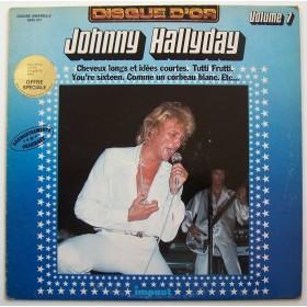 Hallyday Johnny - Disque Dor Volume 7