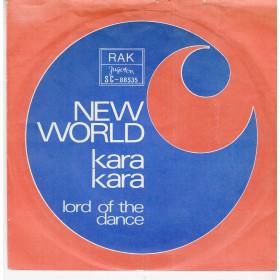 New World - Kara Kara/lord Of The Dance