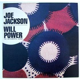 Jackson Joe - Will Power - The Instrumental Album