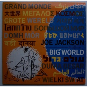 Jackson Joe - Big World