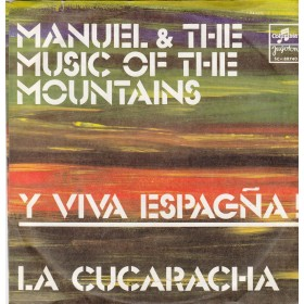Manuel The Music Of The Mountains - Y Viva Espagna/la Cucaracha