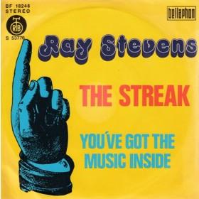 Stevens Ray - Streak/youve Got The Music Inside