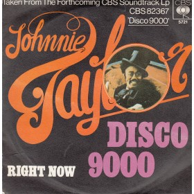 Taylor Johnnie - Disco 9000/right Now