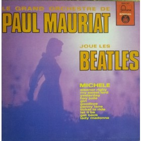 Mauriat Paul His Orchestra - Joue Les Beatles