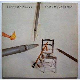 Mccartney Paul Ex-The Beatles - Pipes Of Peace