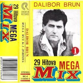 Brun Dalibor - Mega Mix 29 Hitova