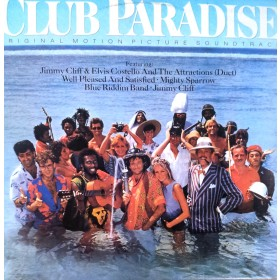 Various Artists - Club Paradise Jcliff/ecostello/mighty Sparrow Etc