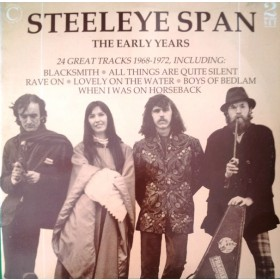 Steeleye Span - Early Years - 24 Great Tracks 1968-1972